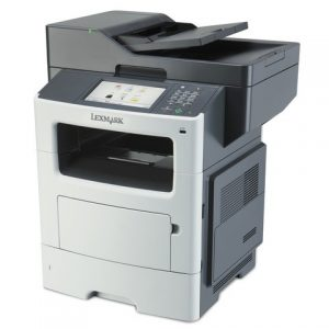STAMPANTE MULTIFUNZIONE LEXMARK MX611DHE 47PPM DUPLEX-THOUCH-HARDISK