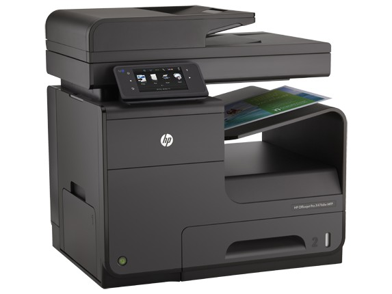 HP OFFICE JET X476DE PROFESSIONALE INK WIFI RETE DUPLEX AIR PRINT