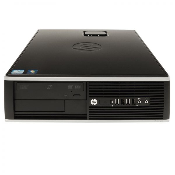HP ELITE 8200 SFF Intel i3-2100 3.1 Ghz 250GB 4 GB Garanzia 12 mesi!