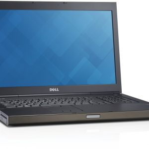 Dell Precision m6800 Quad Core i7 4800mq, 16gb, 180gb SSD + 500gb, webcam, w10p 17,3