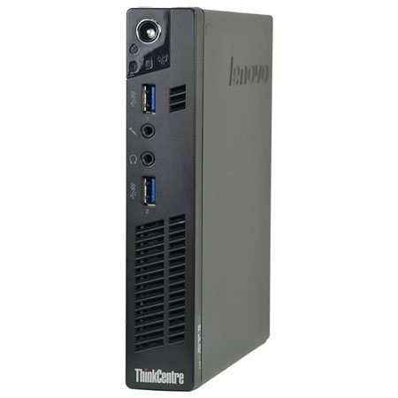 Lenovo ThinkCentre M92p Tiny 2.9GHz i5-3470T @2,89GHZ 4GB 500GB WINDOWS 10 PRO