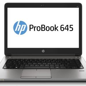 "HP PROBOOK 645 G1 AMD A6 4400M LCD 14"" 320GB RAM 4GB WINDOWS 10 PRO"