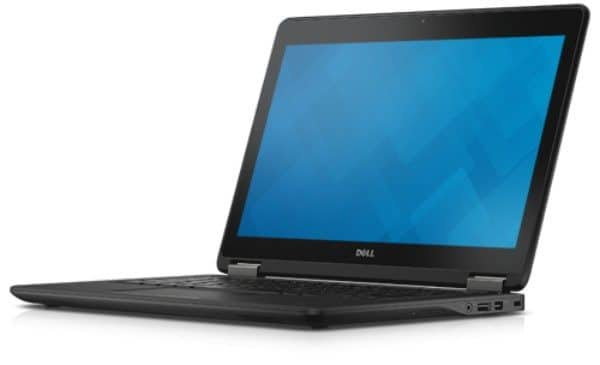 DELL Latitude 12 E7250 Intel i5-5300U 8 GB 128 GB SSD Wireless WAN 5809e 4 G WIN 10 PRO
