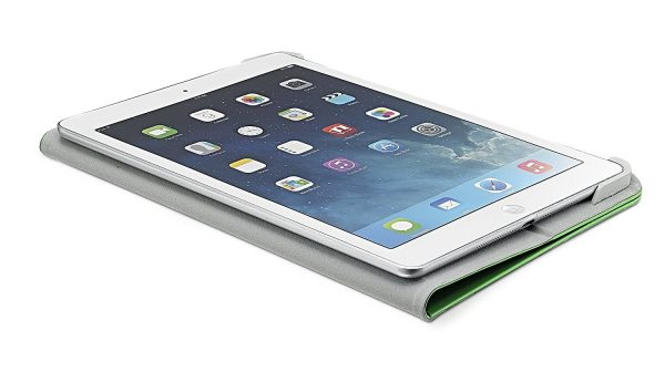 Rapoo TC610 Tablet custodia per iPad Air verde