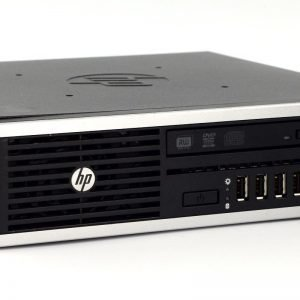 HP 8300 Elite USDT Core i5-3470S 2.9GHz 4Gb Ram 128Gb DVD Piccolo Leggero