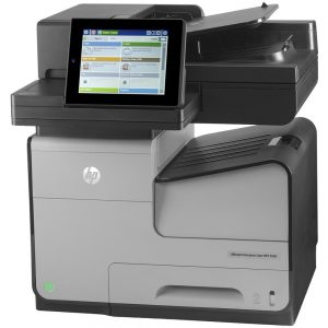 HP OfficeJet Enterprise Color MFP X585f FAX SCAN COPY 72 PAGINE AL MINUTO