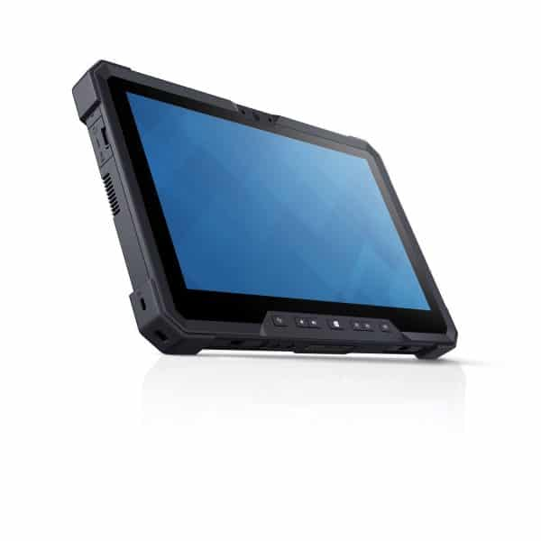DELL Latitude 12 7202 TABLET RUGGED m-5y71 256gb SSD 5809e 4g Wireless WAN WIN 10 PRO 64