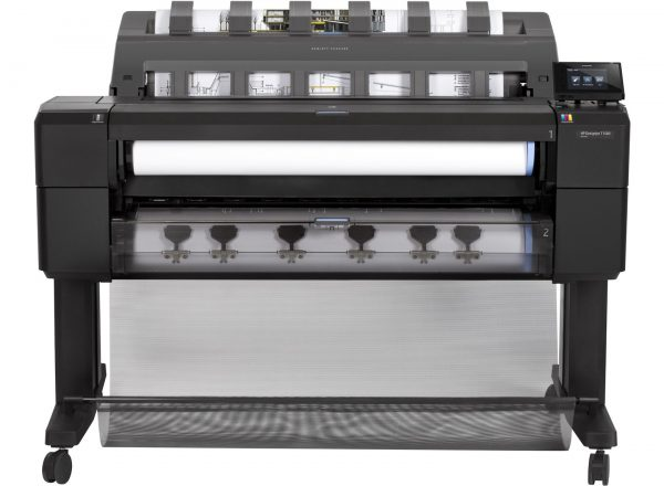 HP Designjet t1500 PostScript ePrinter con 914 mm di larghezza di stampa plotter cr357a