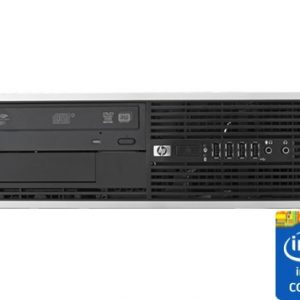 HP ELITE 8100 SFF INTEL QUAD CORE i7 RAM 4GB HDD 500GB