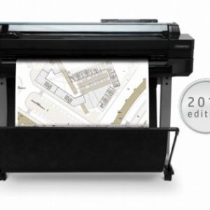 CQ893C HP Designjet t520 36-in 2018 Plotter