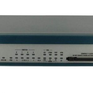 Cisco 1800 Series 8-port Fast Ethernet Router