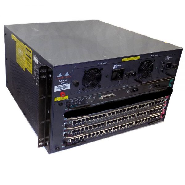Lan Switch Cisco Catalyst 5000